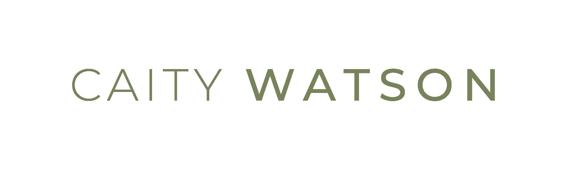 CAITY WATSON